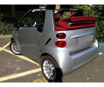 Smart Fortwo ii (2) cabrio iceshine 3