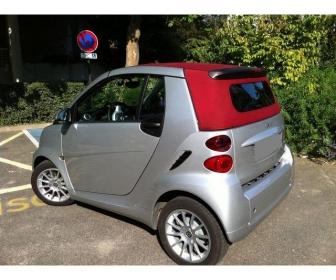 Smart Fortwo ii (2) cabrio iceshine 2