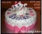 Ateliers décoration de gâteaux 3D en pâte à sucre à Charleroi et La Lo