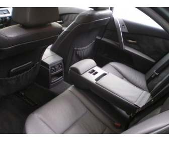Bmw Serie 5 (e60) 525d dpf luxe 4