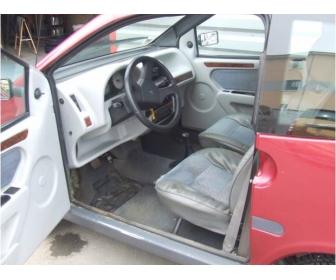 voiture sans permis AIXAM 400 2