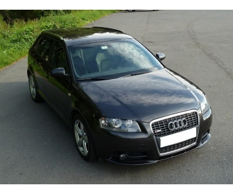 Audi A3 en vente occasion à liège 1