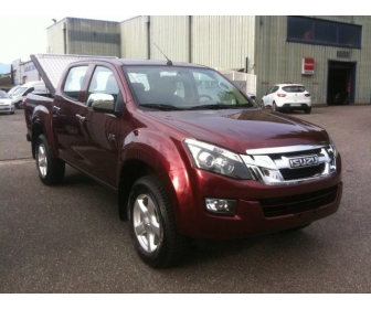 Isuzu D-max 2.5 occasion à Flandre Occidentale 1