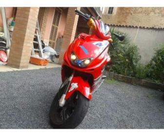 vente de Sccoter Yamaha à Bruxelles 1