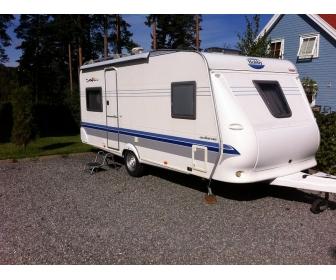 Caravanes Hobby 495 Excellent easy 1