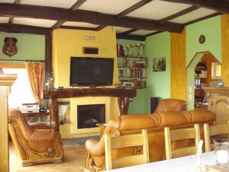 EXEPTIONNEL Maison totalement en dur Style Chalet 2