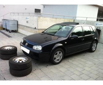 Volkswagen Golf IV TDI 90 5P 3