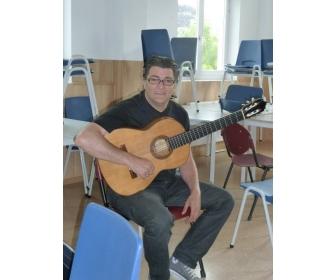 Cours de guitare flamenco par Antonio Segura / Bruxelles 1