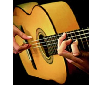 Cours de guitare flamenco par Antonio Segura / Bruxelles 3