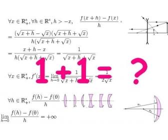 Cours particuliers de maths, physique et chimie... 1