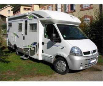 Camping car autostar anthéa à Liège 1