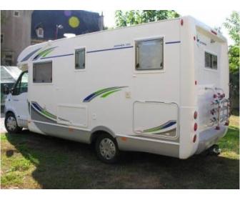 Camping car autostar anthéa à Liège 4