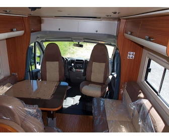 Camping-car Adria Matrix en vente  2