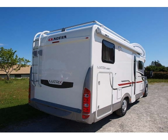 Camping-car Adria Matrix en vente  3