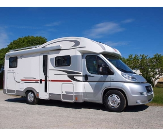 Camping-car Adria Matrix en vente  1