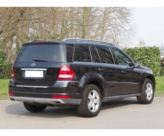 Vente de véhicule Mercedes GL 1
