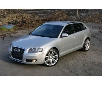 Audi A 3 en vente occasion à Liège 2