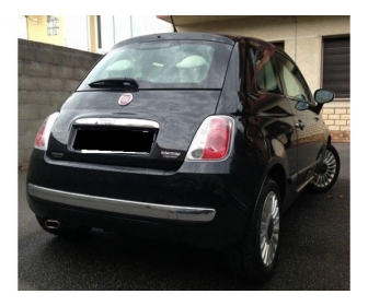 don de voiture fiat 500 en tat impeccable. Black Bedroom Furniture Sets. Home Design Ideas