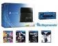 PS4 console, caméra et 4 Jeux occasion à Bruxelles