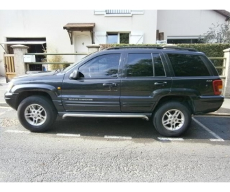 Jeep Grand Cherokee occasion à vendre 1