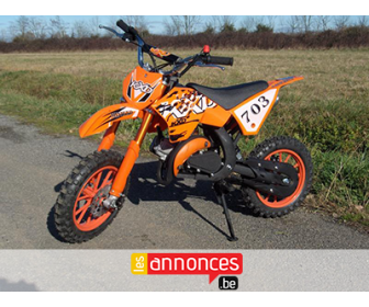 Moto KTM occasion à Bruxelles 1