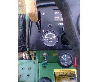 micro tracteur tondeuse à Hainaut 2