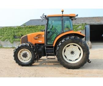 Tracteur agricole occasion Renault arés 566 1