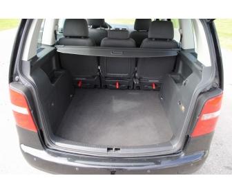 Volkswagen Touran 1.9 TDI en Belgique 4