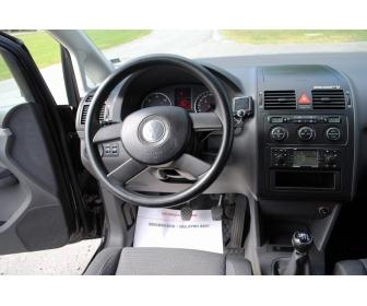 Volkswagen Touran 1.9 TDI en Belgique 2