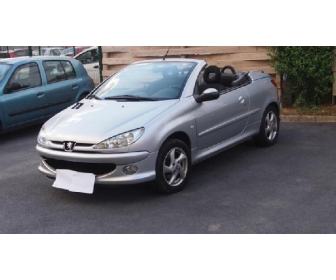 Peugeot 206 Cabriolet occasion 1