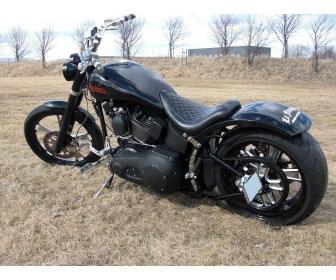 Moto occasion Harley-Davidson  2