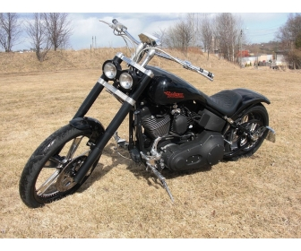 Moto occasion Harley-Davidson  1