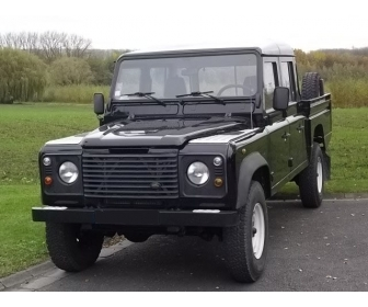 land rover defender vendre en occasion
