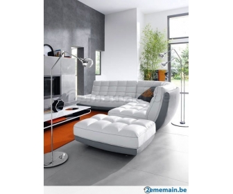 Canapé d'angle modulable à  vendre 4