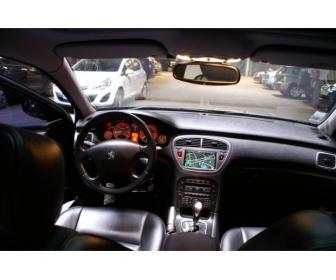 Peugeot 607 2 7 l v6 hdi bi turbo vendre for Interieur 607 v6
