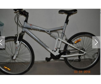 VTT vélo Homme occasion à vendre  1