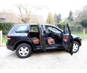 volkswagen touareg 30 v6 tdi 2009 1 sur 6 car interior design. Black Bedroom Furniture Sets. Home Design Ideas