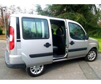 Voiture Fiat Doblo occasion à vendre 2