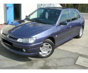 Voiture occasion Peugeot à vendre 1