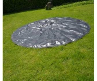 Grand trampoline occasion à vendre à Hainaut 1