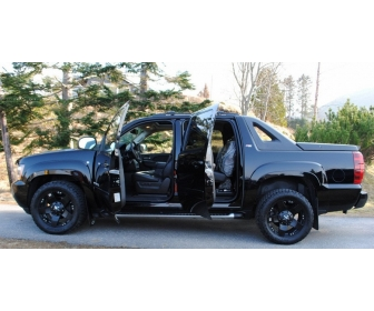 chevrolet avalanche occasion en bon tat. Black Bedroom Furniture Sets. Home Design Ideas