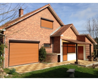 Maison à vendre 4 façades au calme à MONTIGNY LE TILLEUL 1