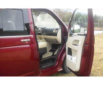 Volkswagen Caravelle Utilitaire occasion 2
