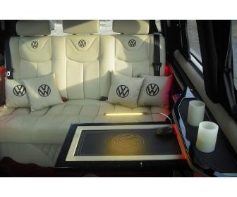 Volkswagen Caravelle Utilitaire occasion 3