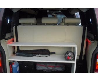 Volkswagen Caravelle Utilitaire occasion 4