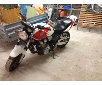 Moto Honda CB occasion en vente 2