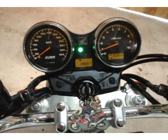 Moto Honda CB occasion en vente 3