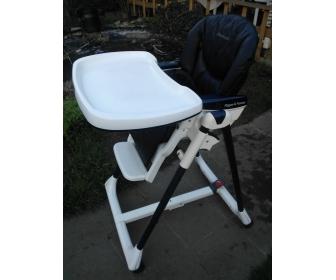 chaise haute occasion pour b b. Black Bedroom Furniture Sets. Home Design Ideas