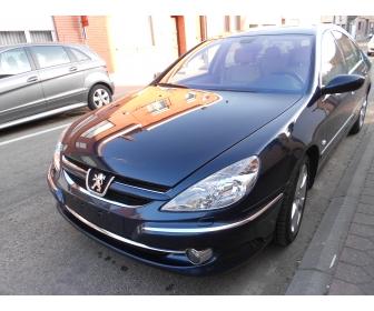Voiture Peugeot 607 occasion à vendre 1