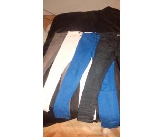 Jeans Calvin Klein slim en bon état 1